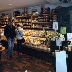 Das ultimative Käsegeschäft in Helsingør!