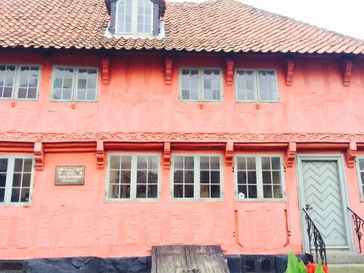 Geburtshaus von Peter Willemoes