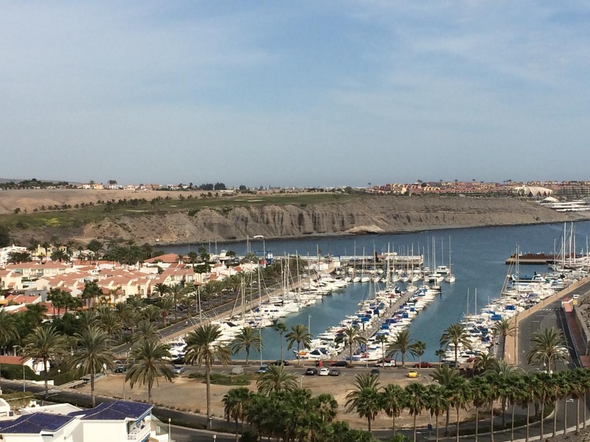 Aus Verzweiflung: Kleiner Seitensprung nach Pasito Blanco (Gran Canaria)
