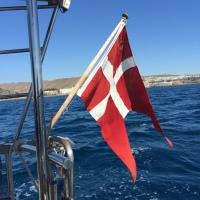 Glücksmomente: ein Hauch von Blauwassersegeln unter dänischer Flagge ⛵️☀️🇩🇰