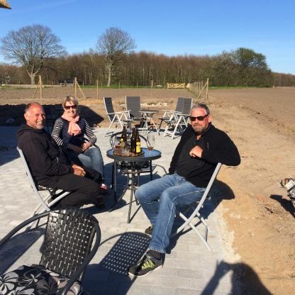 Wein- und Bierprobe im neuen Rørhave