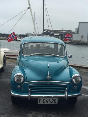 Schöne Grüße aus Norwegen!
