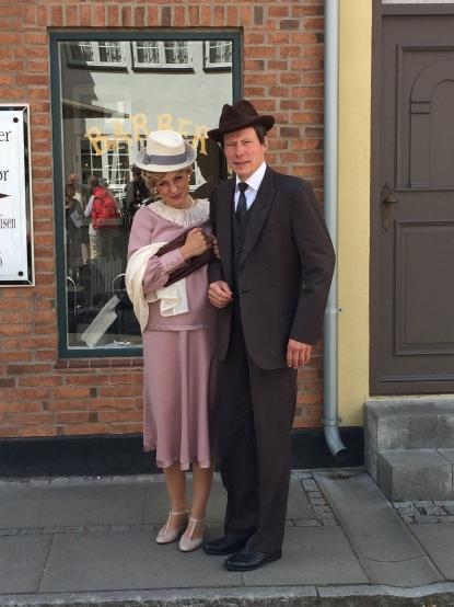 Maude und Hans-Christian