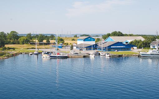Die Masnedsø Marina