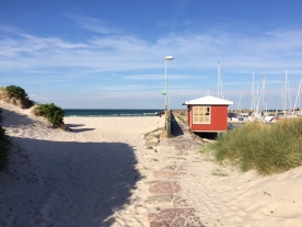 Anholt Strandzugang