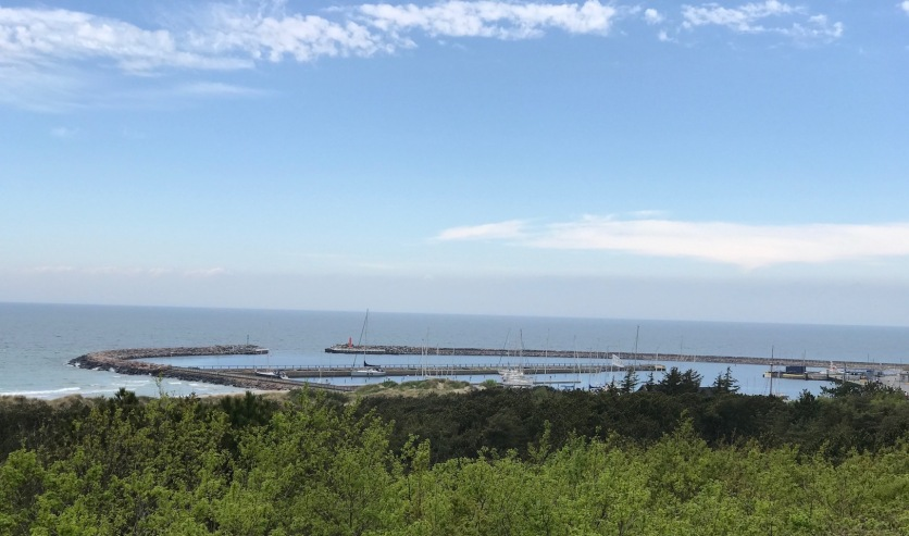Anholt Hafen