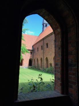 Fensterblick Karmeliterkloster