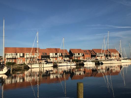 Yachthafen Klintholm