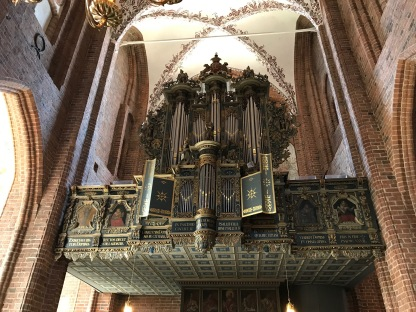 Orgel Skt. Mariæ