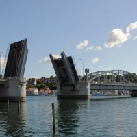 Update 2019: Brücken-Öffnungszeiten in Sønderborg (Kong Christian X's Bro)