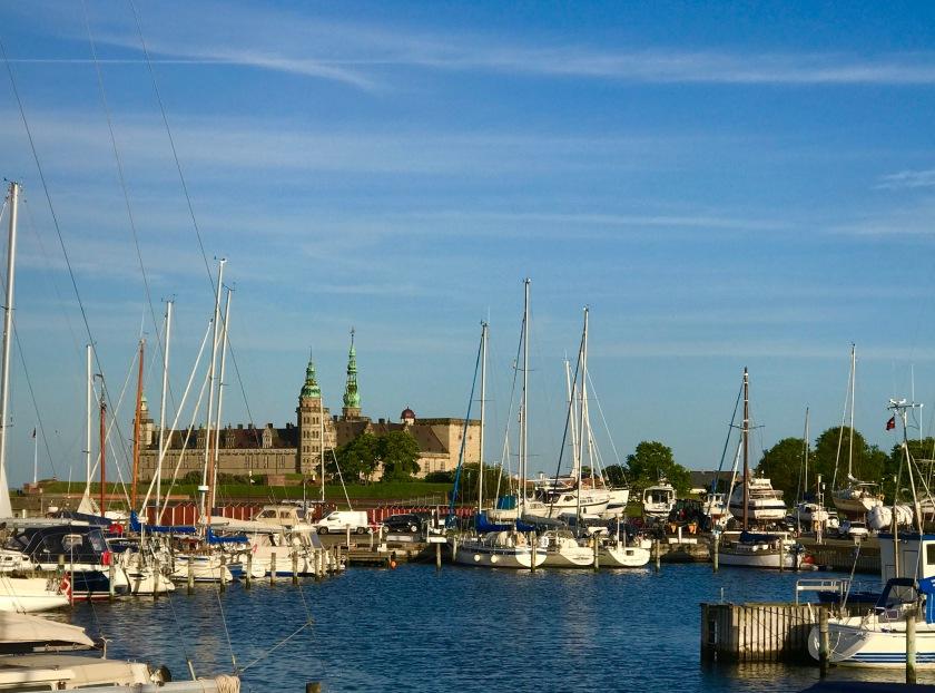 Yachthafen Kronborg
