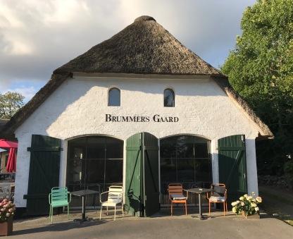 Restaurant Brummers Gård auf Årø