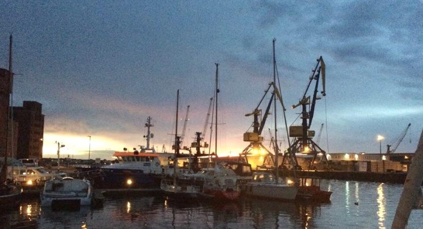 Holzhafen Wismar