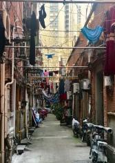 Lilong in Shanghai