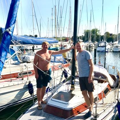 Dirk und Ingo Ableger