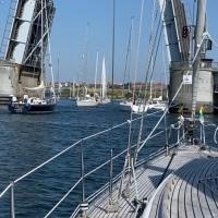 Update 2021: Brücken-Öffnungszeiten in Sønderborg (Kong Christian X's Bro)